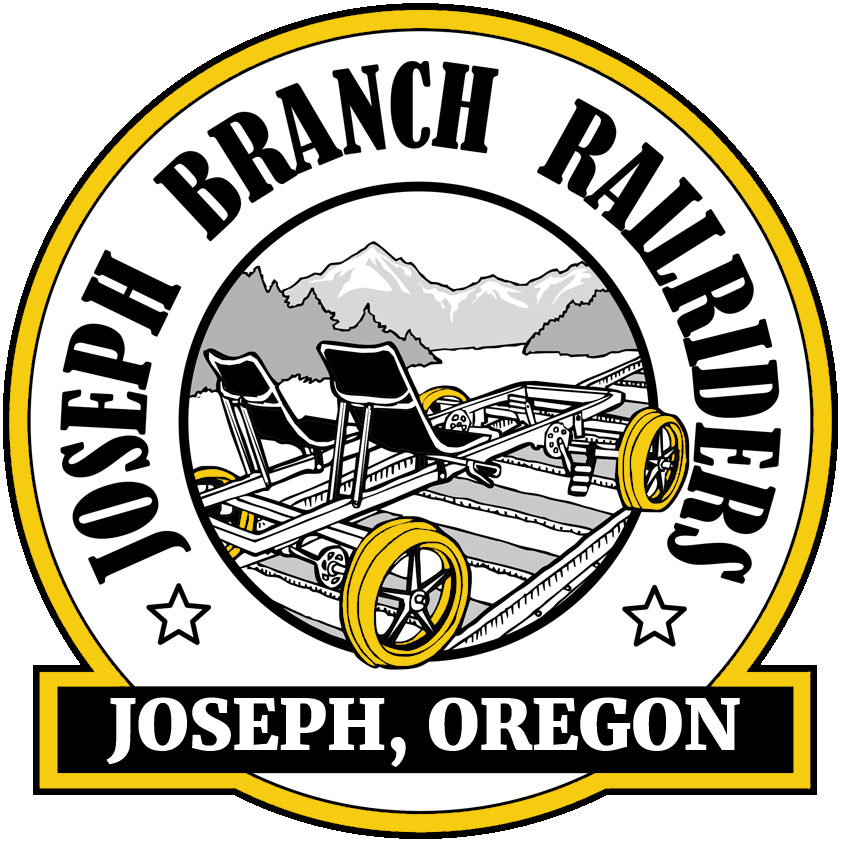 Joseph Branch Railriders | Pedal the rails in Joseph Oregon!