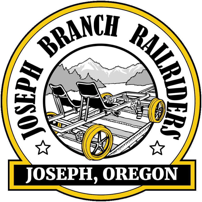 Joseph Branch Railriders | Pedal the rails in Joseph Oregon!